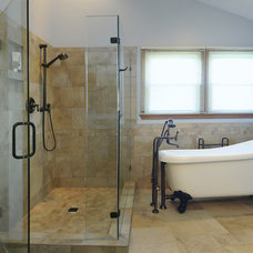 Traditional Bathroom by Remodeling Designs, Inc.