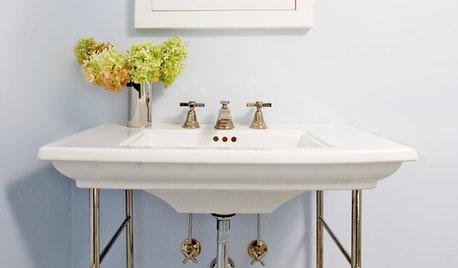 Bathroom Plumbing That Will Evoke Envy