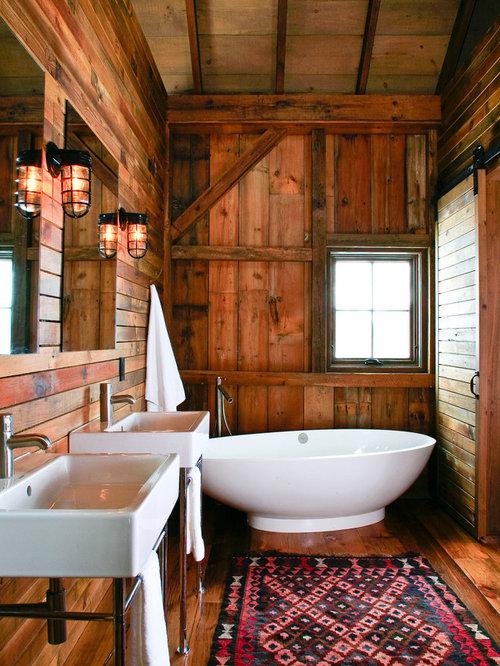 Pottery Barn Style Bathroom | Houzz