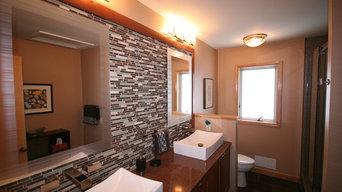Michigan Oaks bath remodel