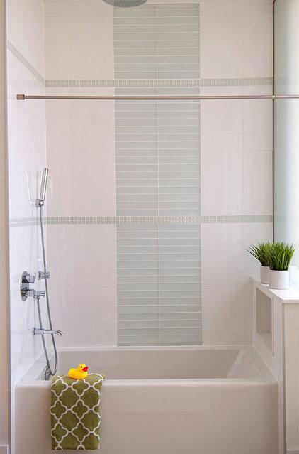 Midcentury Bathroom Mid-Centruy Modern home reno