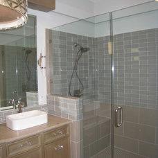 Contemporary Bathroom by The Designers Niche