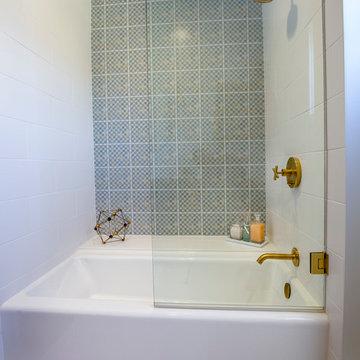 Mid-Century Bathroom in El Segundo, CA.