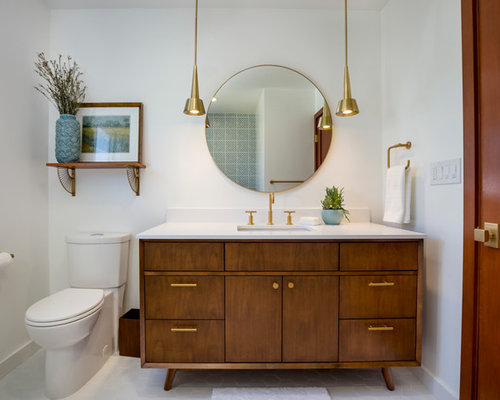 Midcentury Bathroom Design Ideas Remodels Amp Photos