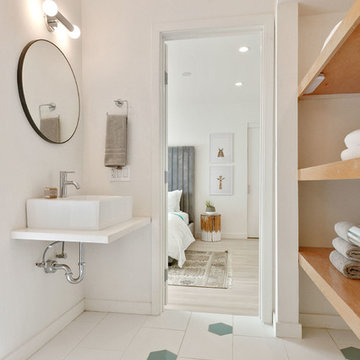 Mid-century home with modern twist