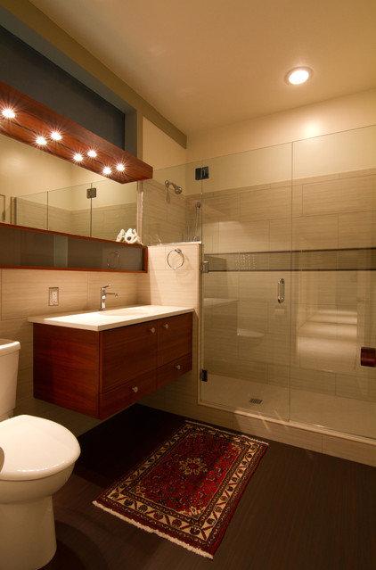 Contemporary Bathroom by The Neil Kelly Company