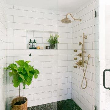 Mid Century Modern Bathroom Remodel