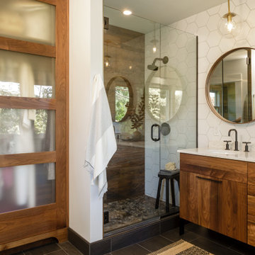 Mid Century Modern Bathrooms