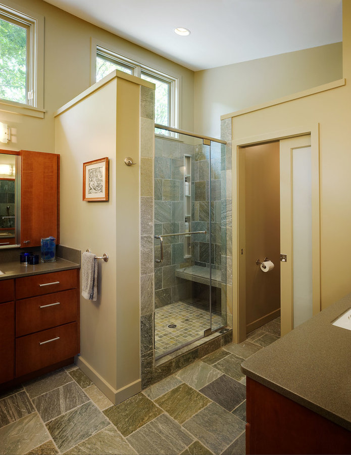 Mid Century Modern Lake House