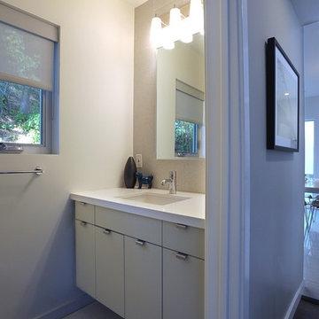 Mid Century Modern Remodel Bath