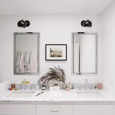 Traditional Bathroom by Crowell + Co. Interiors
