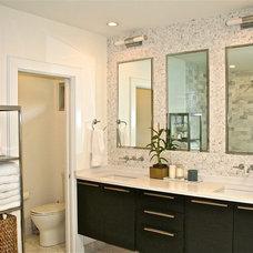 Midcentury Bathroom by Sean Key Design - Architecture