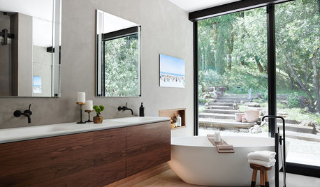 The Top 10 Bathrooms on Houzz Right Now