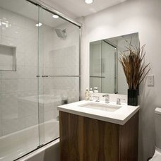 Modern Bathroom by The Paul Kaplan Group, Inc