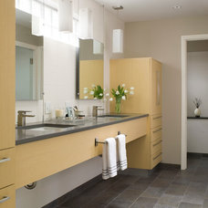 Contemporary Bathroom by Hart STUDIO LLC