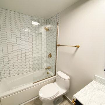 Mid North District Bathroom Remodels