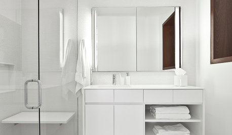 Tricks to Make a Windowless Bathroom Brighter