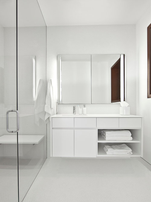 Cantilevered Vanity Ideas Pictures Remodel And Decor