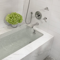 Modern Bathroom by Complete Tile Collection