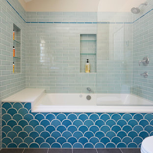 Midcentury Atomic Ranch Kitchen and Bath Remodel