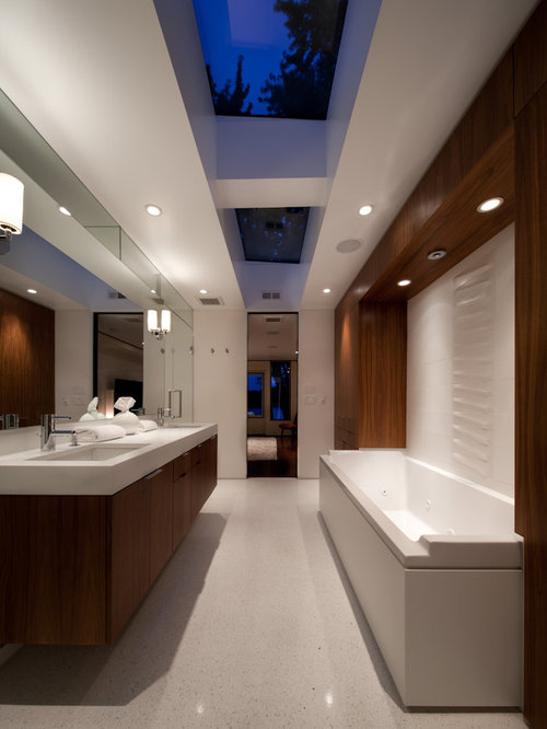 Sunken sink home design ideas pictures remodel and decor for Bathroom remodel 3000