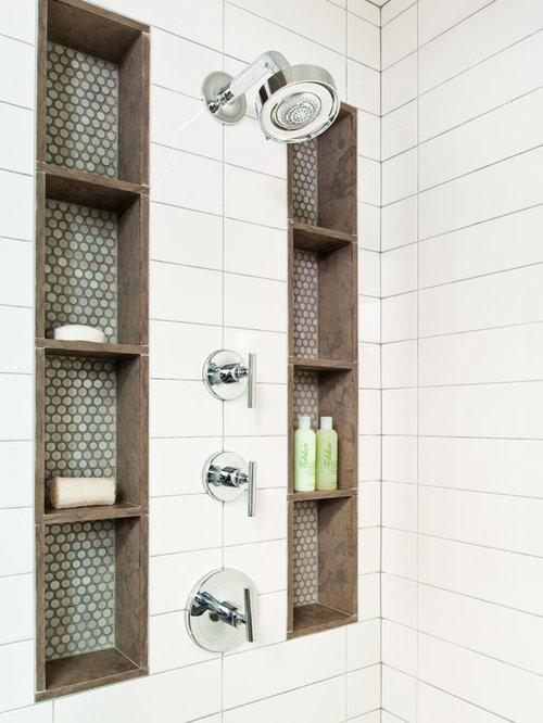 Foto e idee per arredare casa moderna richmond - Stanze da bagno moderne ...