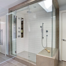 Contemporary Bathroom by Visible Proof