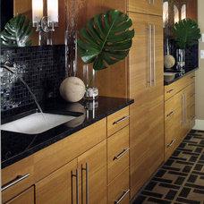 Contemporary Bathroom by Walter Studio Interior Design