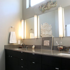 contemporary bathroom by Adam Breaux