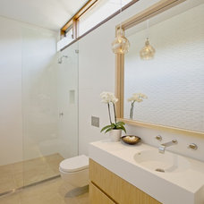 Contemporary Bathroom by Richard Cole Architecture