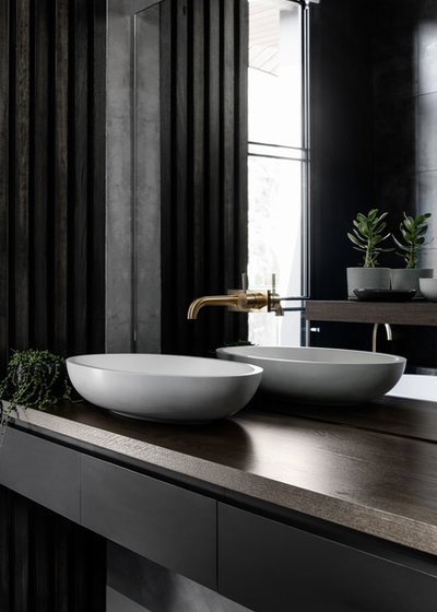 Contemporary Bathroom by BALDASSO CORTESE