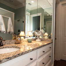Traditional Bathroom by Allen Patterson Residential