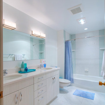 Midvale Heights Bright Bathrooms