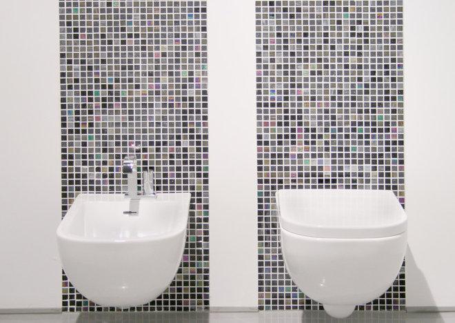 Modern Bathroom by MILK design