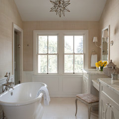 traditional bathroom by Heydt Designs
