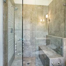 Traditional Bathroom by KCS, Inc.