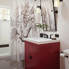 Traditional Bathroom by Suzanne Childress Design