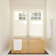 Traditional Bathroom by Rasmussen Construction