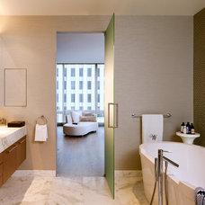 Contemporary Bathroom by Muratore Corporation