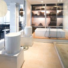 Contemporary Bathroom by MusaDesign Interior Design