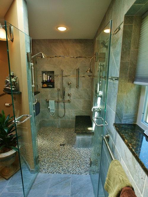 Turquoise Baltimore Bathroom Design Ideas Renovations