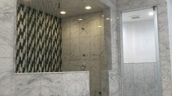 Millstone - Gorgeous Marble Bathroom
