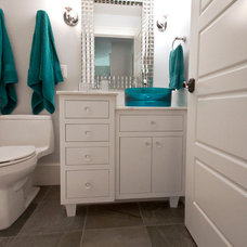 Contemporary Bathroom by Cameo Kitchens, Inc.