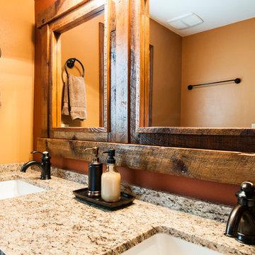 Milwaukee North Woods Bathroom