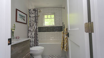 Minden Hills cottage bathroom