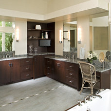 Contemporary Bathroom by Eminent Interior Design