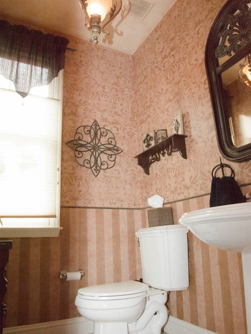 Best pink and brown bathroom design ideas remodel for Pink and brown bathroom ideas