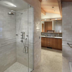 modern bathroom by MacCracken Architects