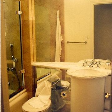 Mini bath in Presidio Heights San Francisco