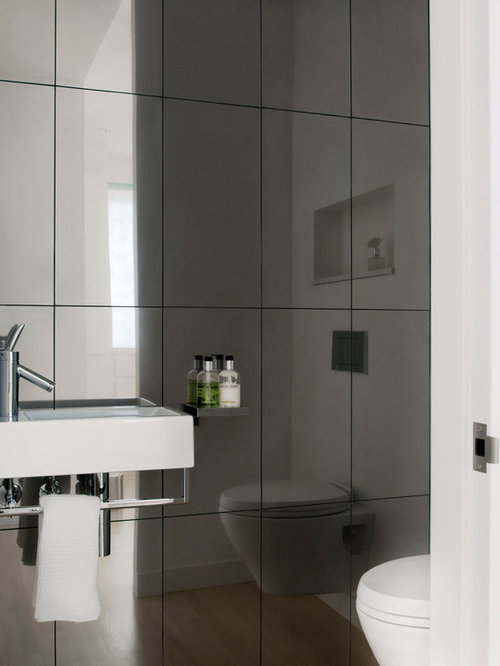 Scandinavian chicago bathroom design ideas remodels photos for Bathroom design chicago